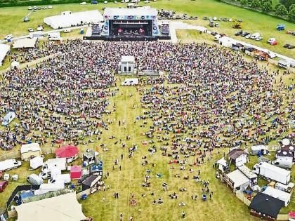 Forever Young Festival: Kildare