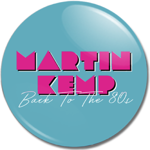 Martin Kemp Back to the 80s DJ Sets