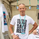 T-Shirt – Summer 2019 – Forever Young Festival Says Relax