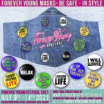 Forever Young Mask
